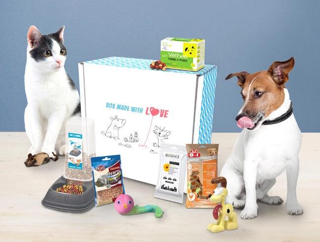 cadeaux pour chien